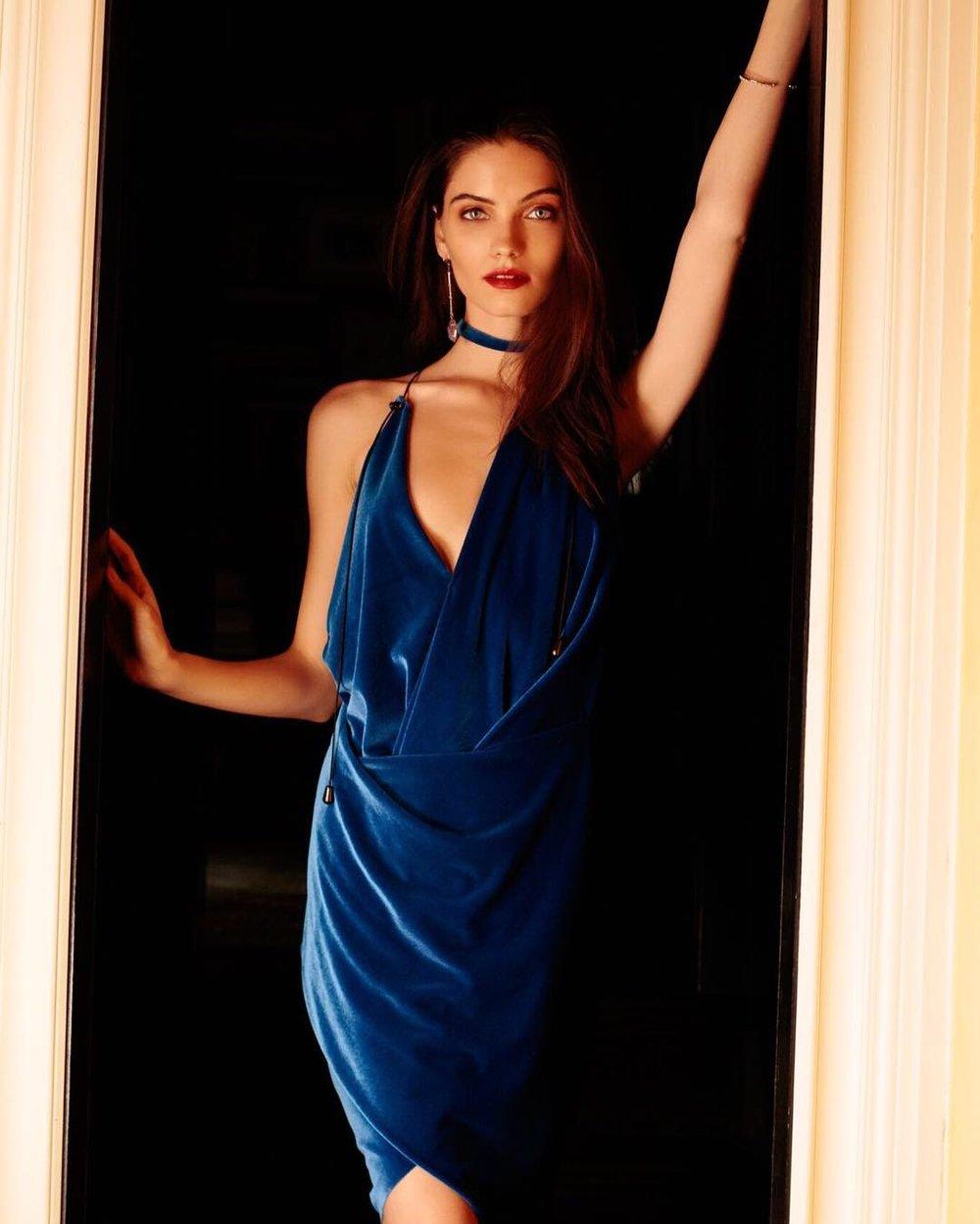 Photographer   Nick D'Orazio   Model   Stass Dabizha   Stylist   Greta Carmella
