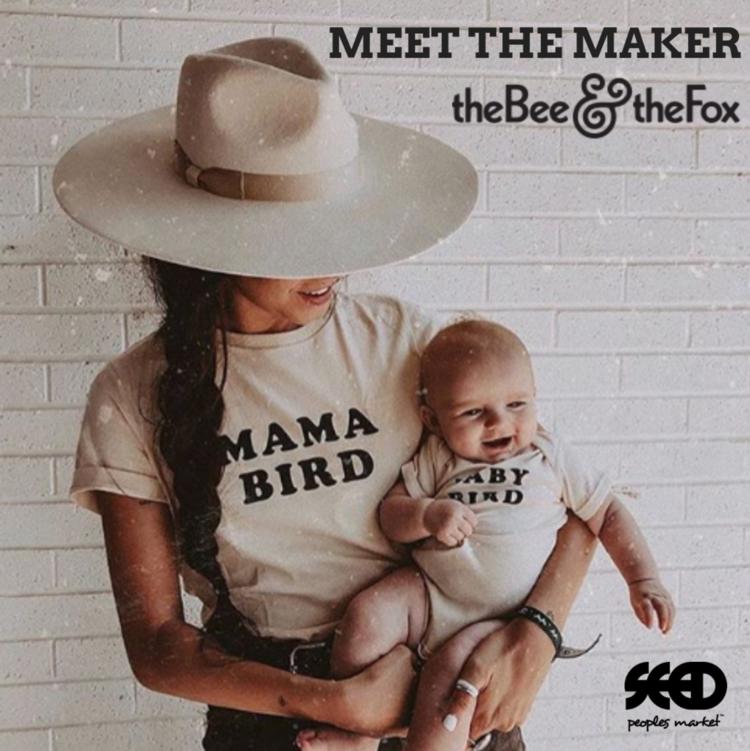 e10d9afe Meet the Maker: The Bee & The Fox