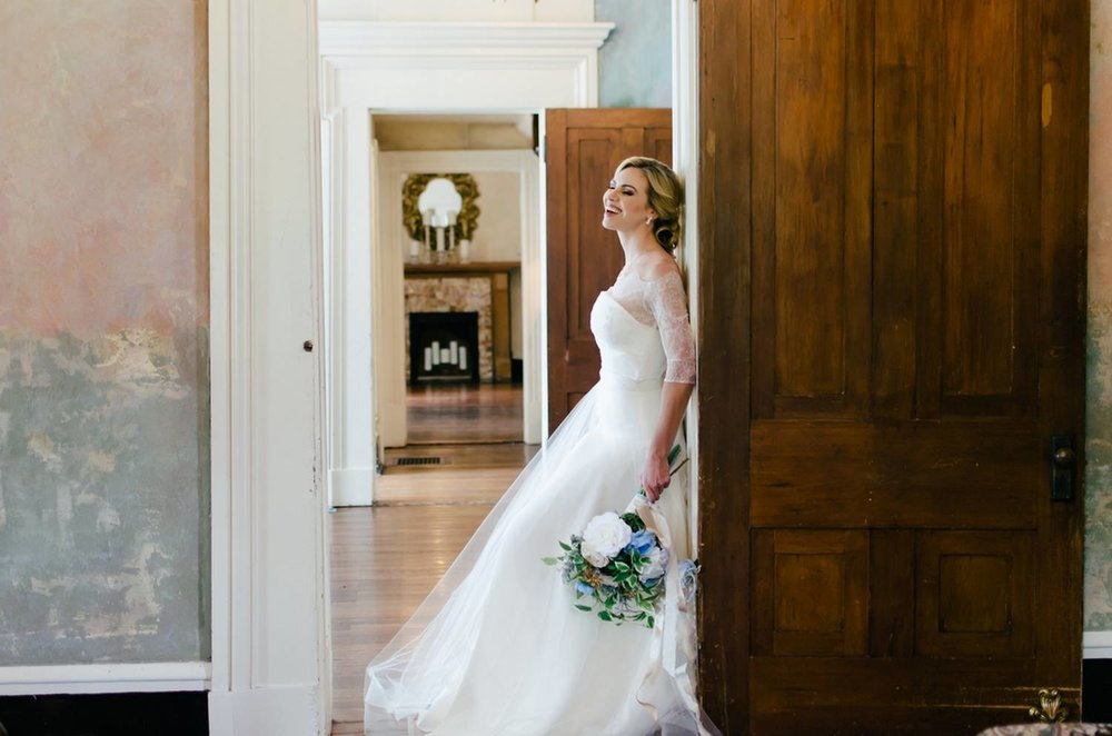 Nashville-wedding-photographers-Bride-Riverwood-Mansion-East-Nashville-TN