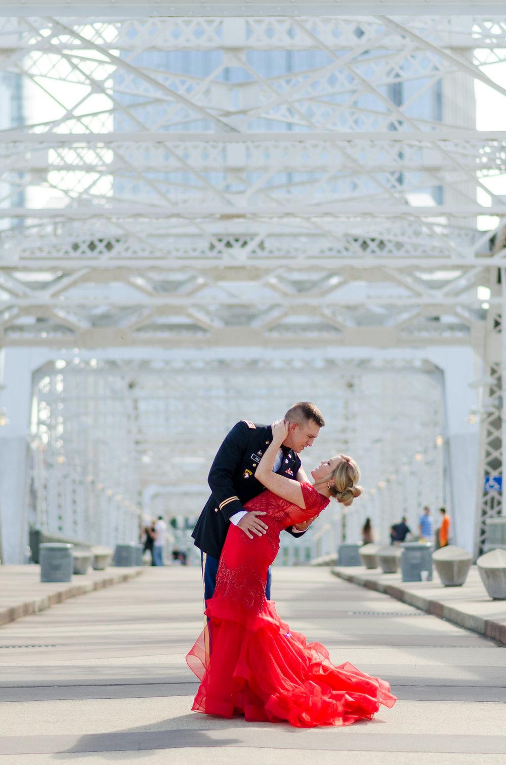 Lauren-Drake-Military-Ball-Pedestrian-Bridge-Nashville-Photographers+3