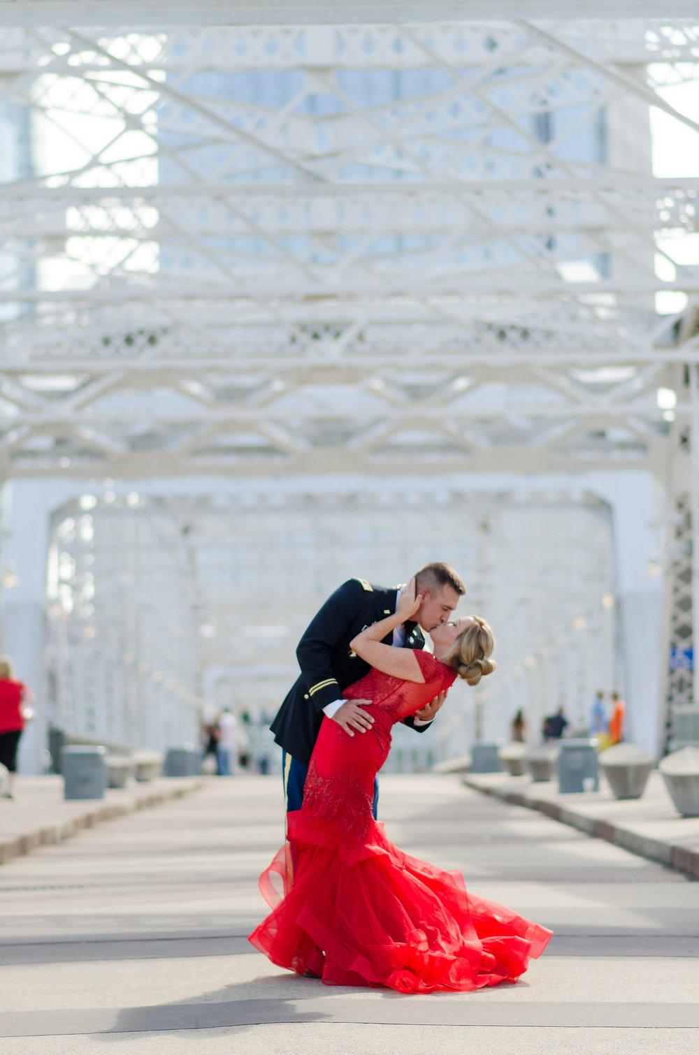Lauren-Drake-Military-Ball-Pedestrian-Bridge-Nashville-Photographers+5