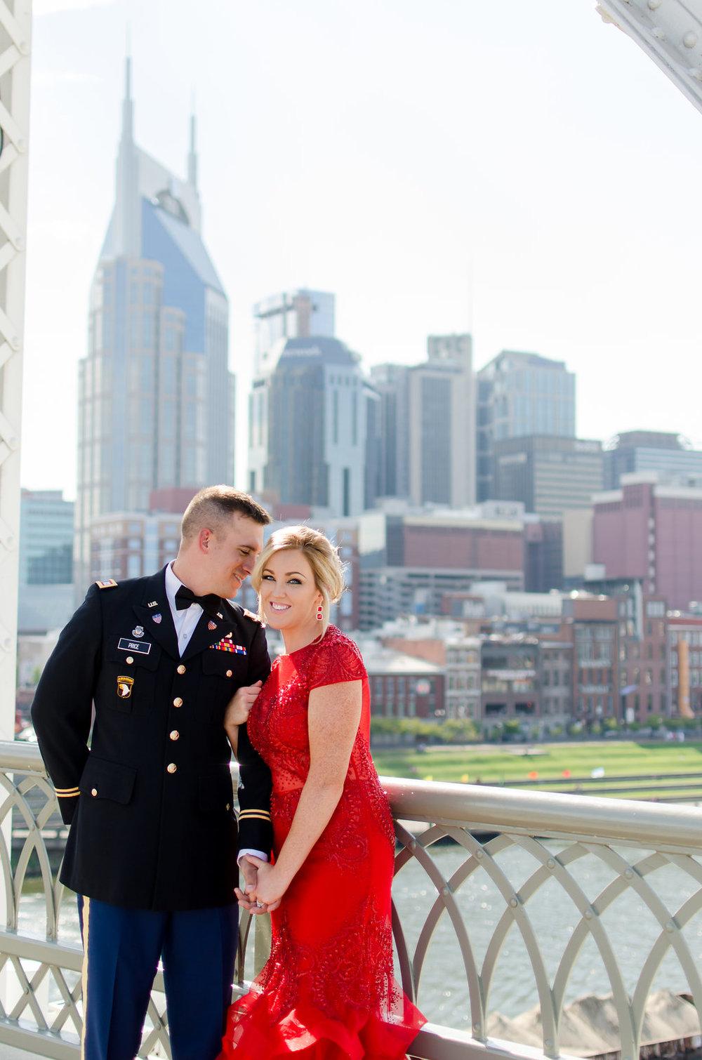Lauren-Drake-Military-Ball-Pedestrian-Bridge-Nashville-Photographers+8