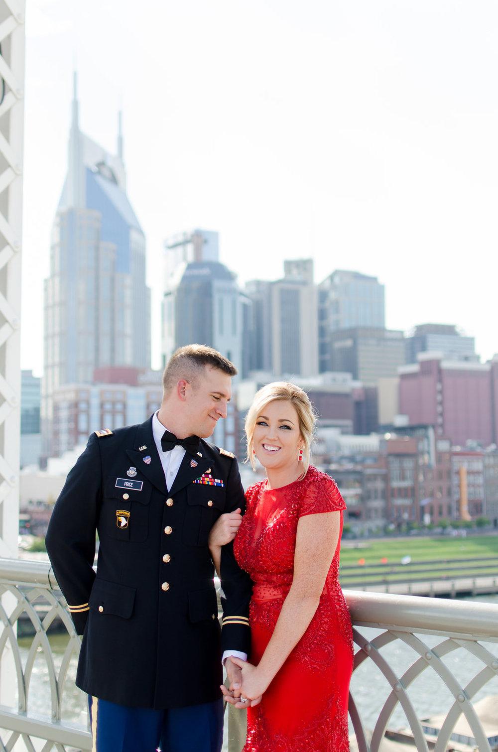 Lauren-Drake-Military-Ball-Pedestrian-Bridge-Nashville-Photographers+9