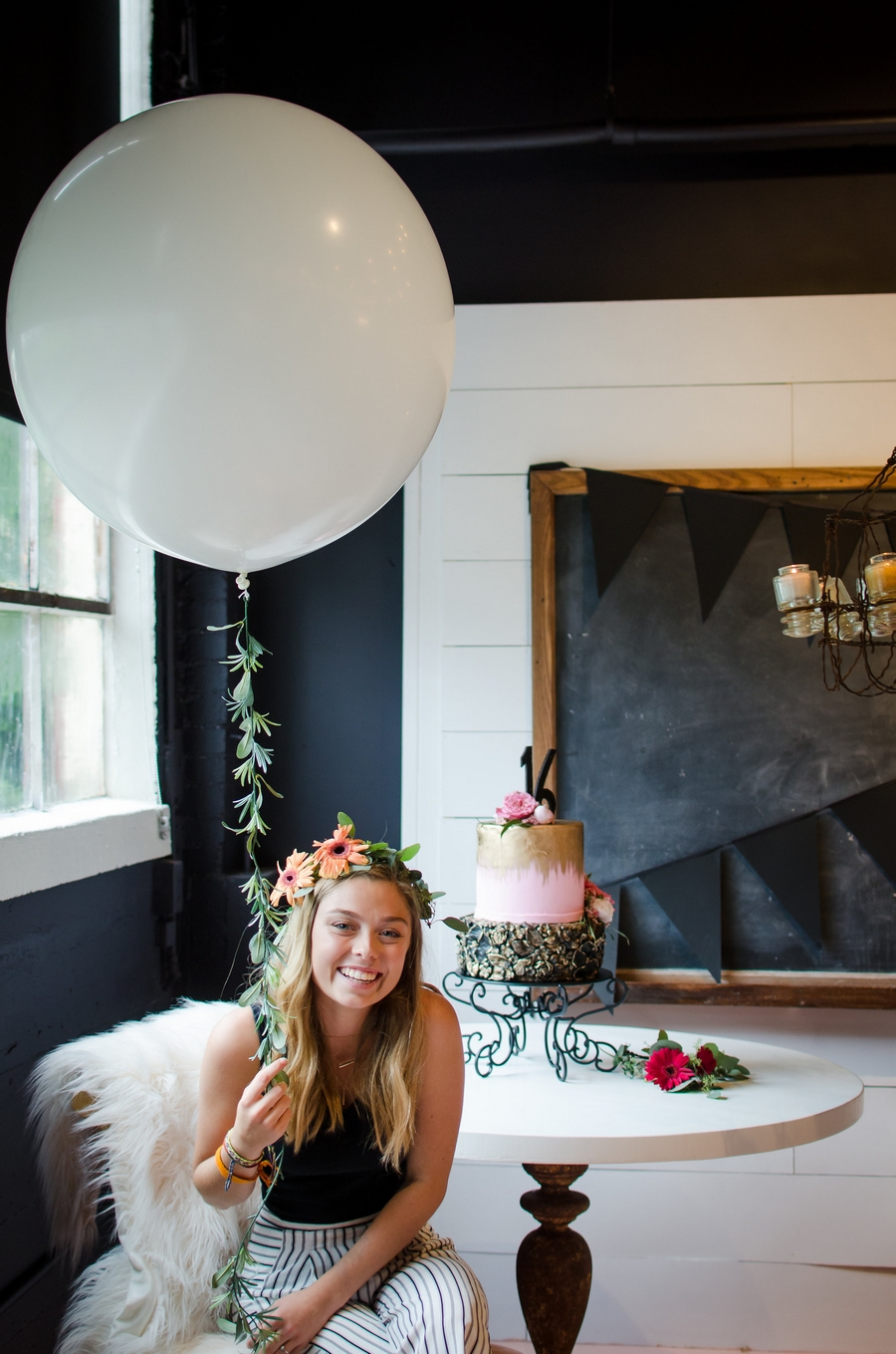 Sweet-16-Flower-Crown-Birthday-Party-City-Farmhouse-Nashville-Photographers+19