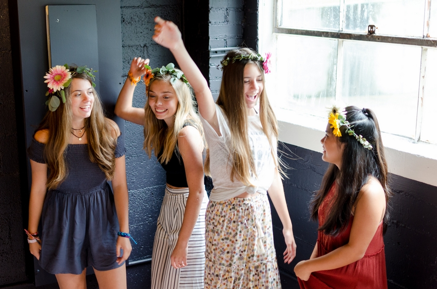 Sweet-16-Flower-Crown-Birthday-Party-City-Farmhouse-Nashville-Photographers+25