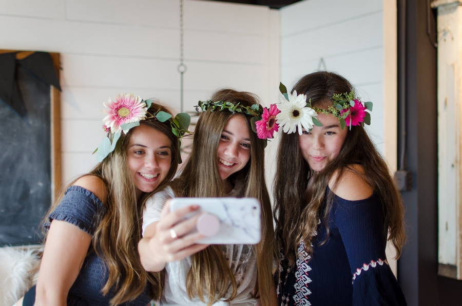 Sweet-16-Flower-Crown-Birthday-Party-City-Farmhouse-Nashville-Photographers+30