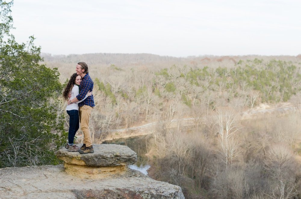Tom-Hannah-Narrows-of-the-harpeth-adventurous-winter-Engagement-Session-Nashville-Wedding-Photographers+1