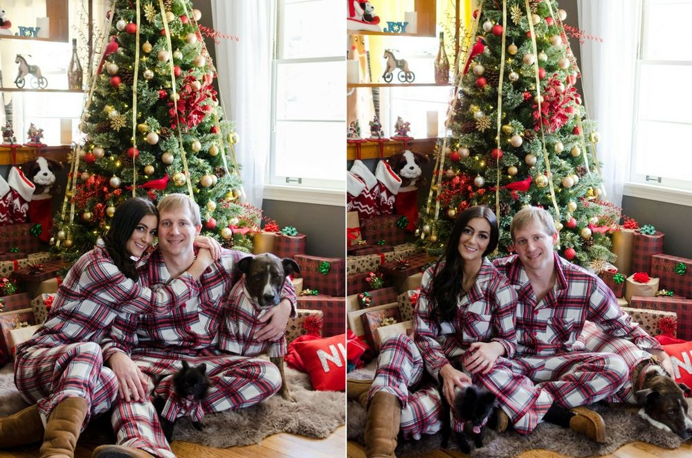 Couple-and-pet-In-Home-Christmas-Pictures-Nashville-Lifestyle-Photographer+5
