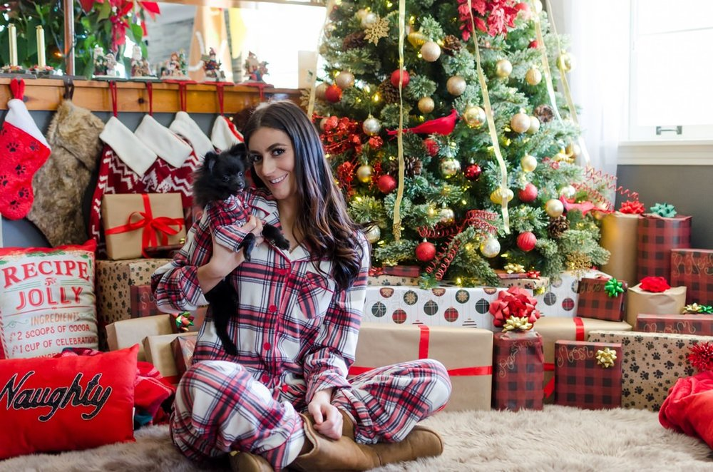 Couple-and-pet-In-Home-Christmas-Pictures-Nashville-Lifestyle-Photographer+11