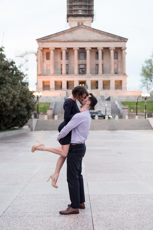Downtown-Franklin-and-Downtown-Nashville-City-Engagement-Session-Nashville-Wedding-Photographer+24