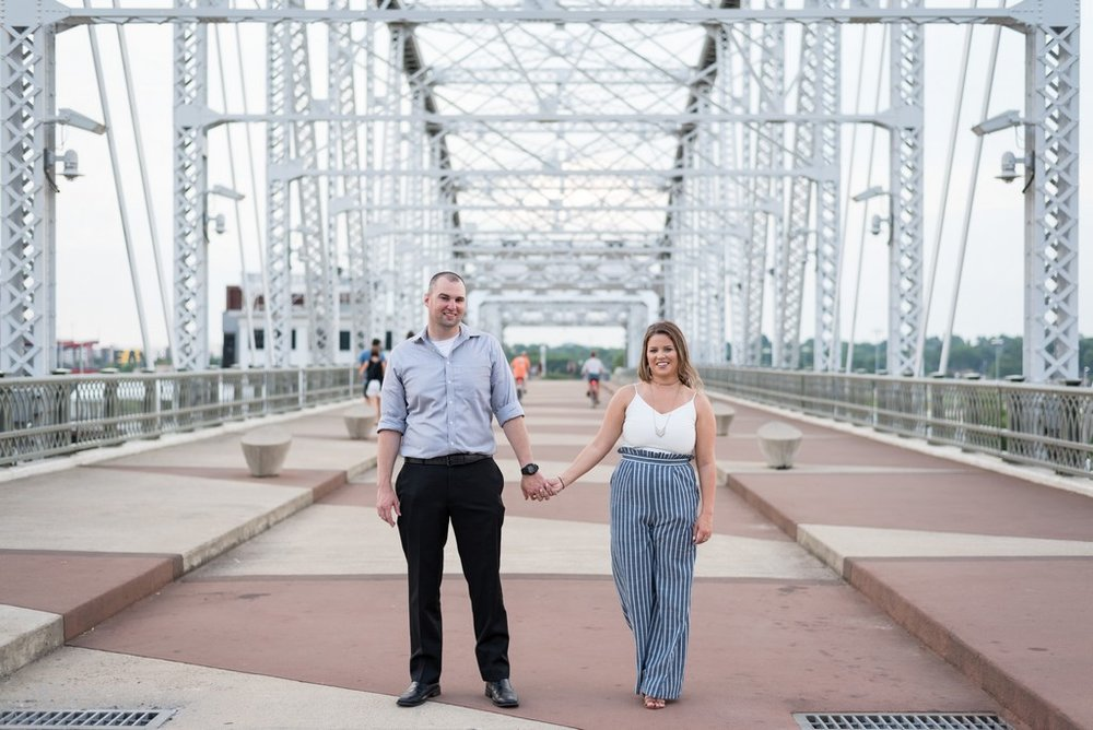 Downtown-Nashville-City-Surprise-Proposal-on-Pedestrian-Bridge-Engagement-Session-Nashville-Wedding-Photographer+7