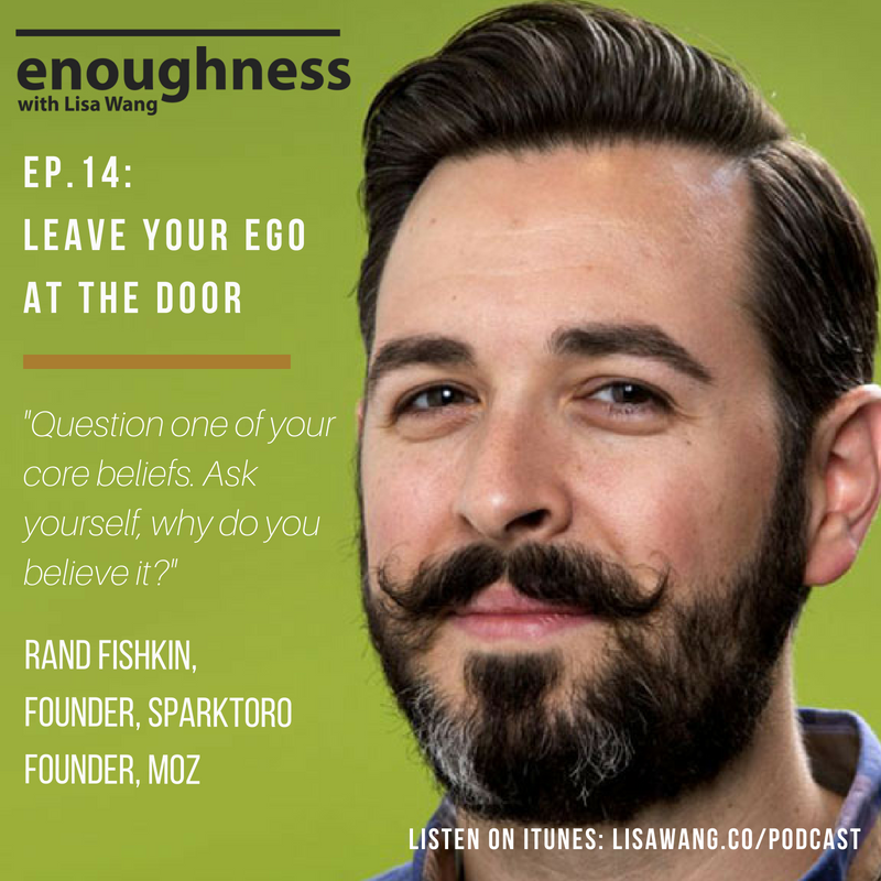 Rand Fishkin Enoughness