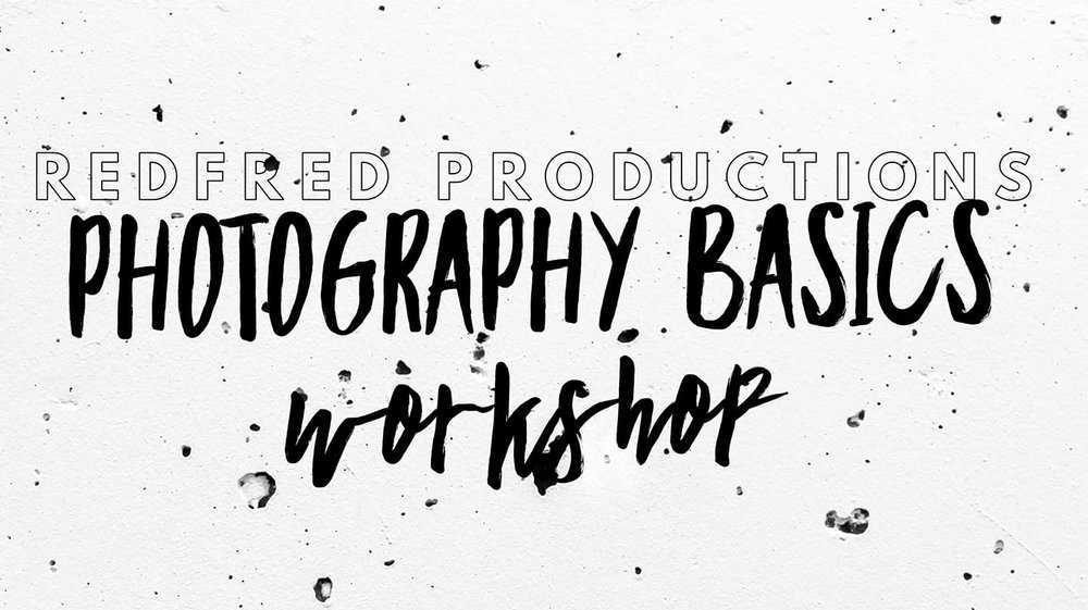 PHOTOGRAPHY BASICS - Learn the basics of your camera with either a private session with Jessie or collective classWe will be working indoors and outdoors so that you can begin to navigate your own DSLR Camera and take better pictures!July 1st & July 22 Collective Class
