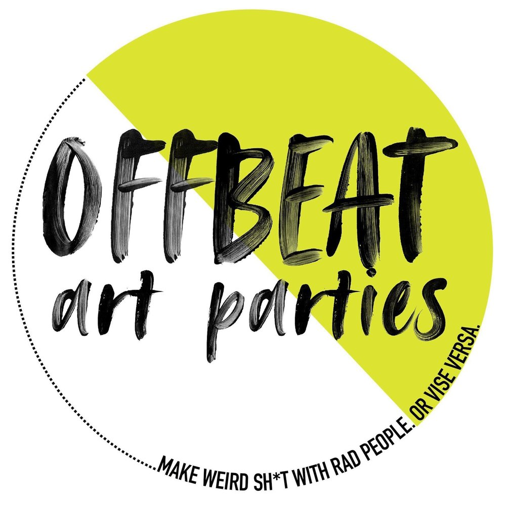 Off Beat Art PartyPaint Nights - Not your average paint night, have a party request? send us a message! redfredcollective@gmail.com
