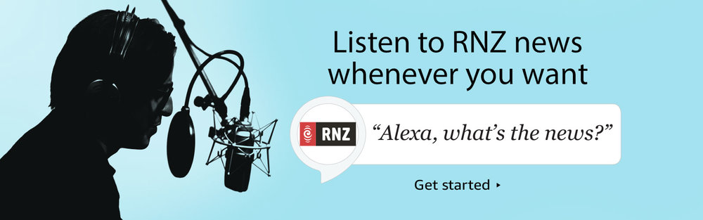 Photography and Graphic Design for RNZ's Alexa Skill - Amazon.com.au