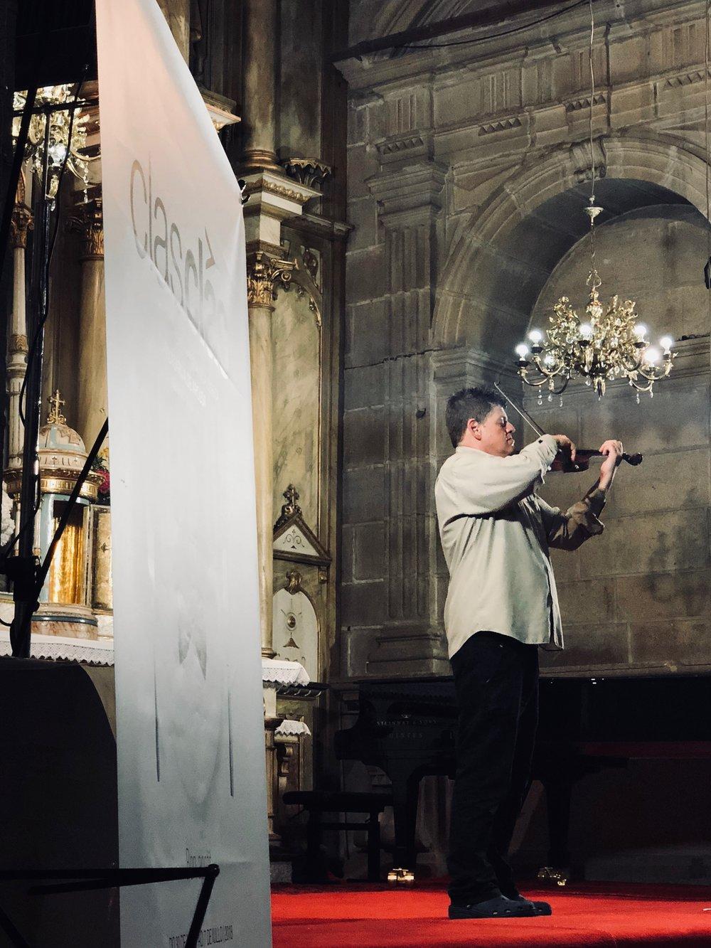Day 5 - Convento de Vista