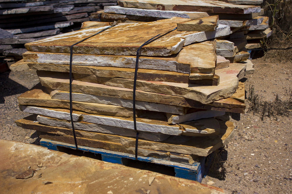 Slabs   Description- Any stone you need cut to size for any of your construction/landscaping projects.   Usage-  Slabs are most commonly used for fireplace hearths, Commercial Signs, oudside kitchen countertops.  *Special order any size slab needed for any type of project