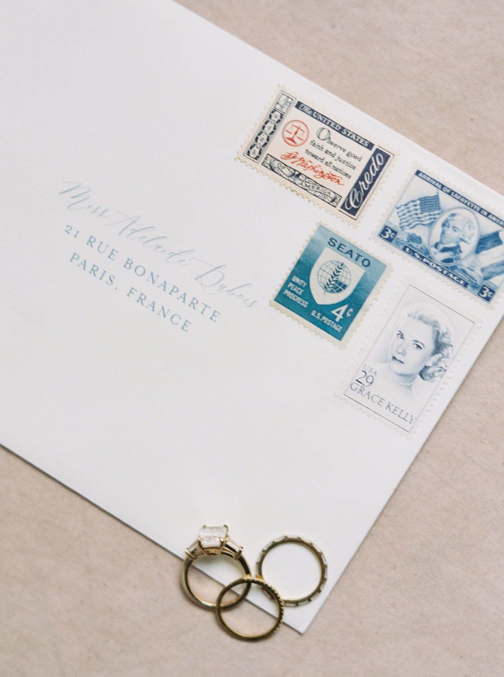 5 TIPS & TRICKS FOR USING VINTAGE STAMPS — Ink & Press Co. by Mikyla ...