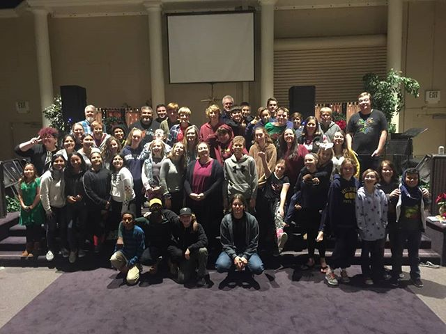 We had so much fun with the @pswc_youth team and 3 other Bay Area youth groups on Saturday night!! #stackedyouthnight #lovethecov #newhopecov