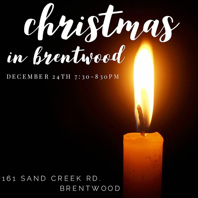 Tonight is the night! Start a new tradition with your family and join us for our Christmas Eve service. There will be singing, a no-rehersal kid's pageant, cookies, cider, a photo booth and a message of hope! See you at 7:30pm. #newhopecov #christmaseve #candlelightservice