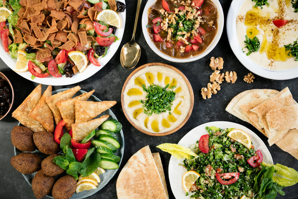 Old Damascus Fare - Rawaa Kasedah, her husband Mohammed Aref Rawas, and their four children first arrived in the United States in 2015.Originally from Damascus, Syria, making delicious food comes naturally to this family.Learn more about how Rawaa and her family started Old Damascus Fare here.