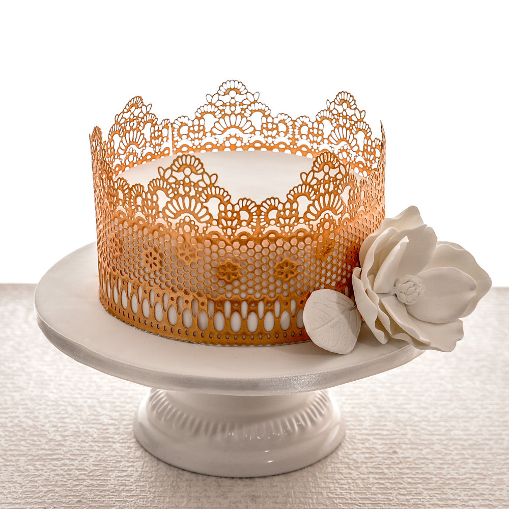 White-and-Gold-Lace-Flower-Wedding-Cake.jpg