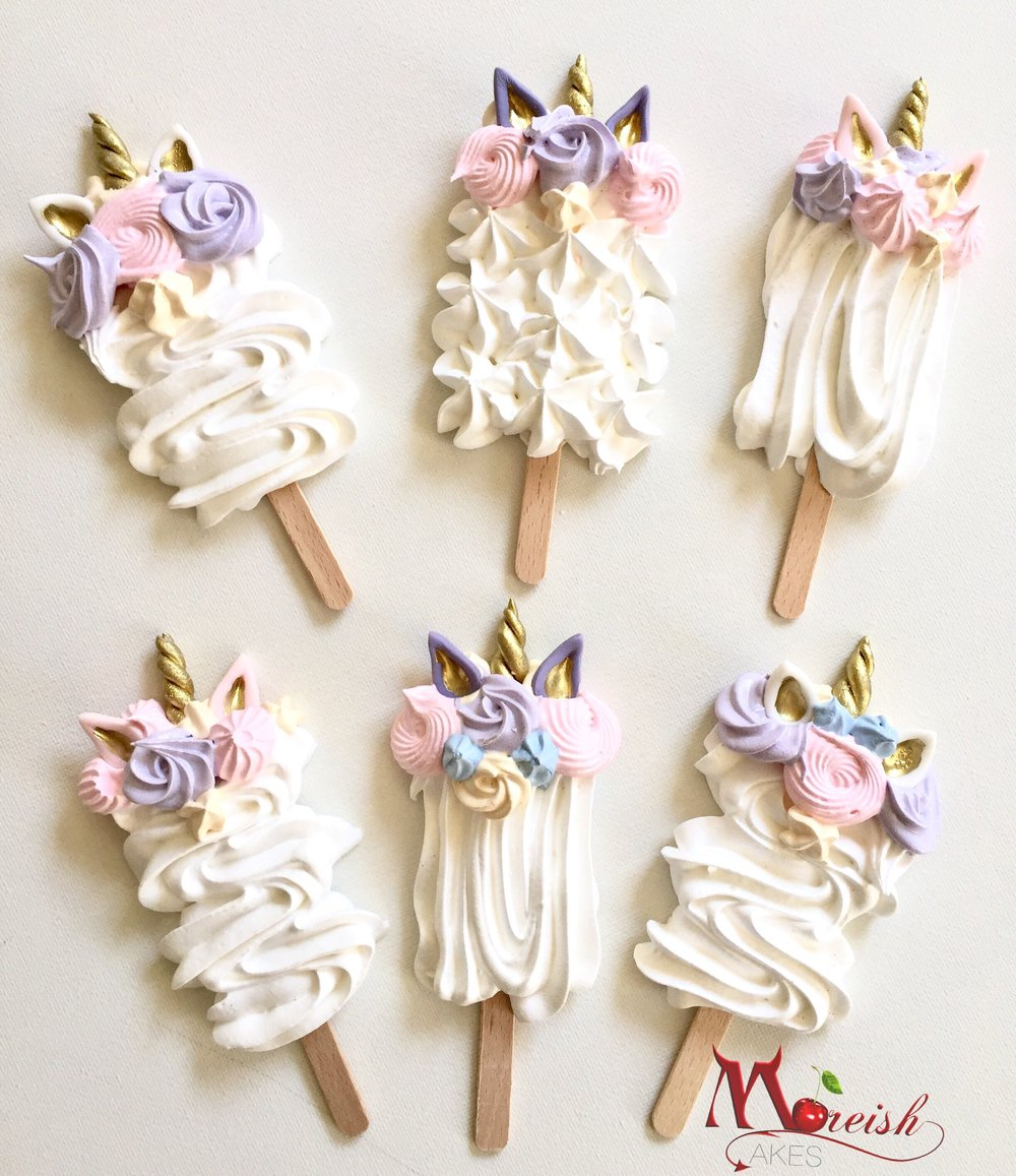 Meringue Pop Demo - Thursday May 3rd6.30pm to 8pm - Lucky Door Prize on the day!