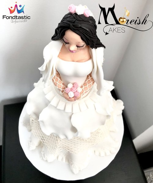 Doll Cake The Question And Answer Blog Moreish Cakes