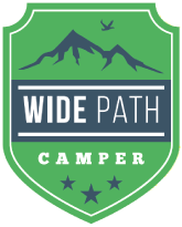 Wide Path Camper
