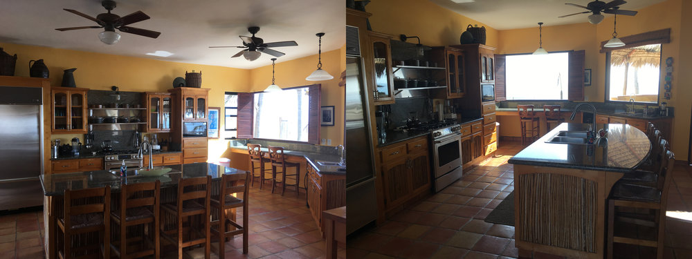 SPACIOUS, FULLY-OUTFITTED KITCHEN