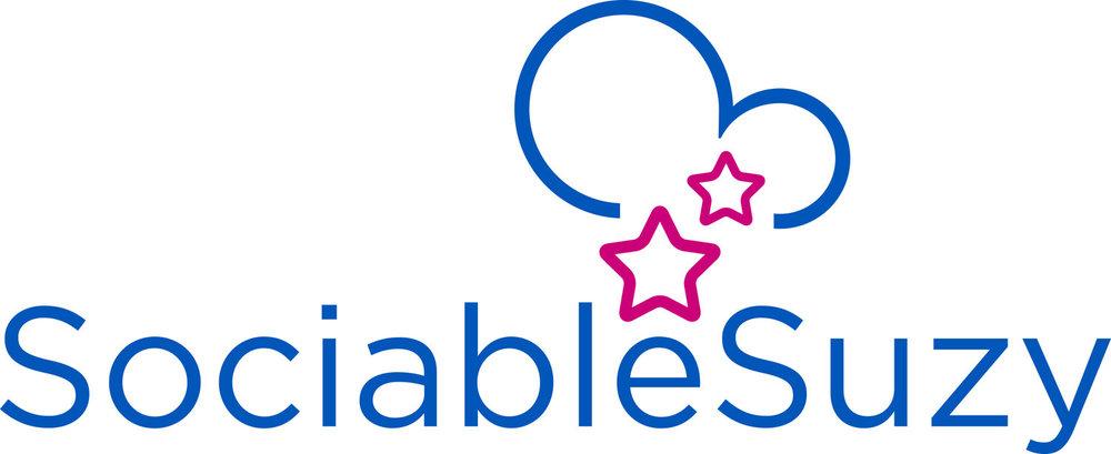 SociableSuzy Logo