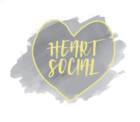 Heart Social logo
