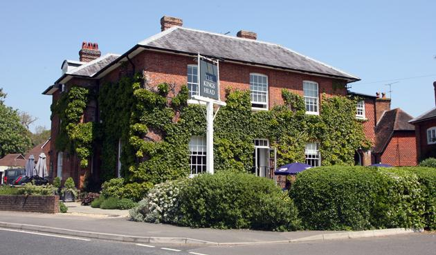 The Kings Head, Hursley