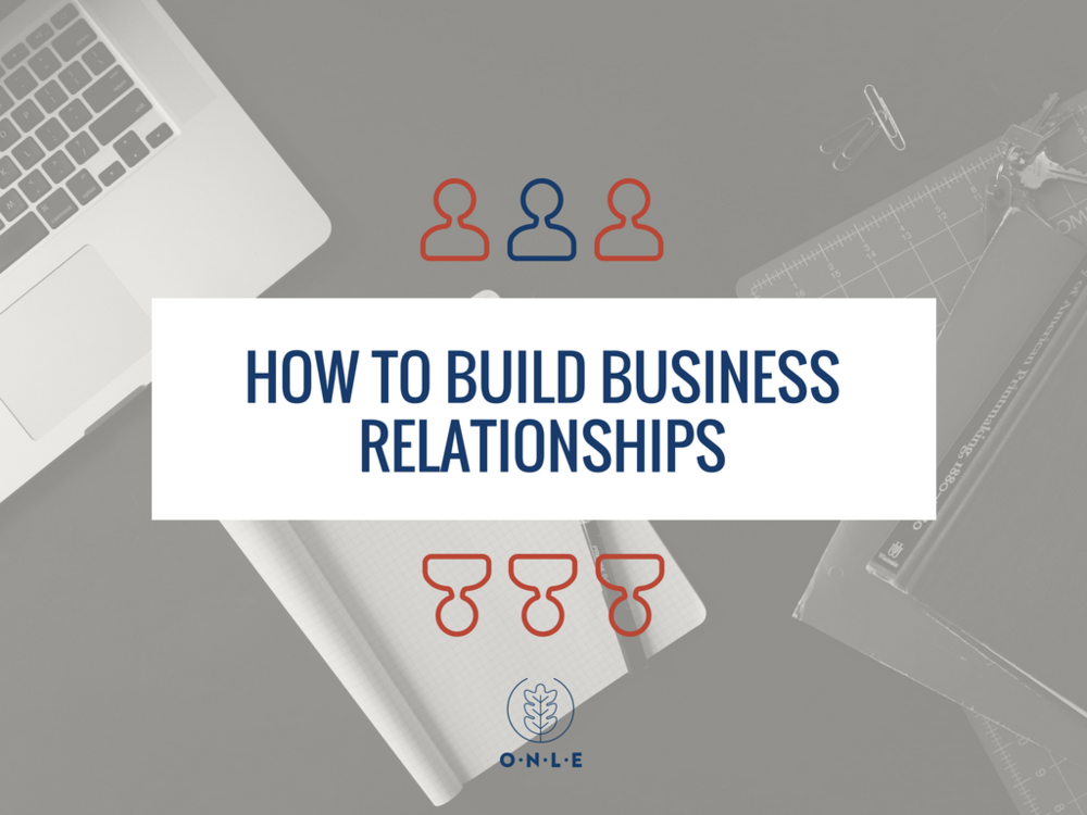 What do you talk about at business networking and how does this help build your business?