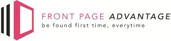 Front Page Advantage logo