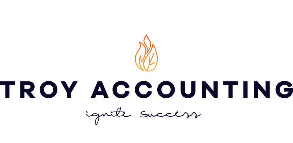 Troy Accounting logo