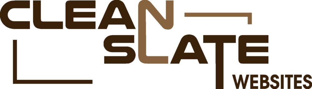 Clean Slate Websites