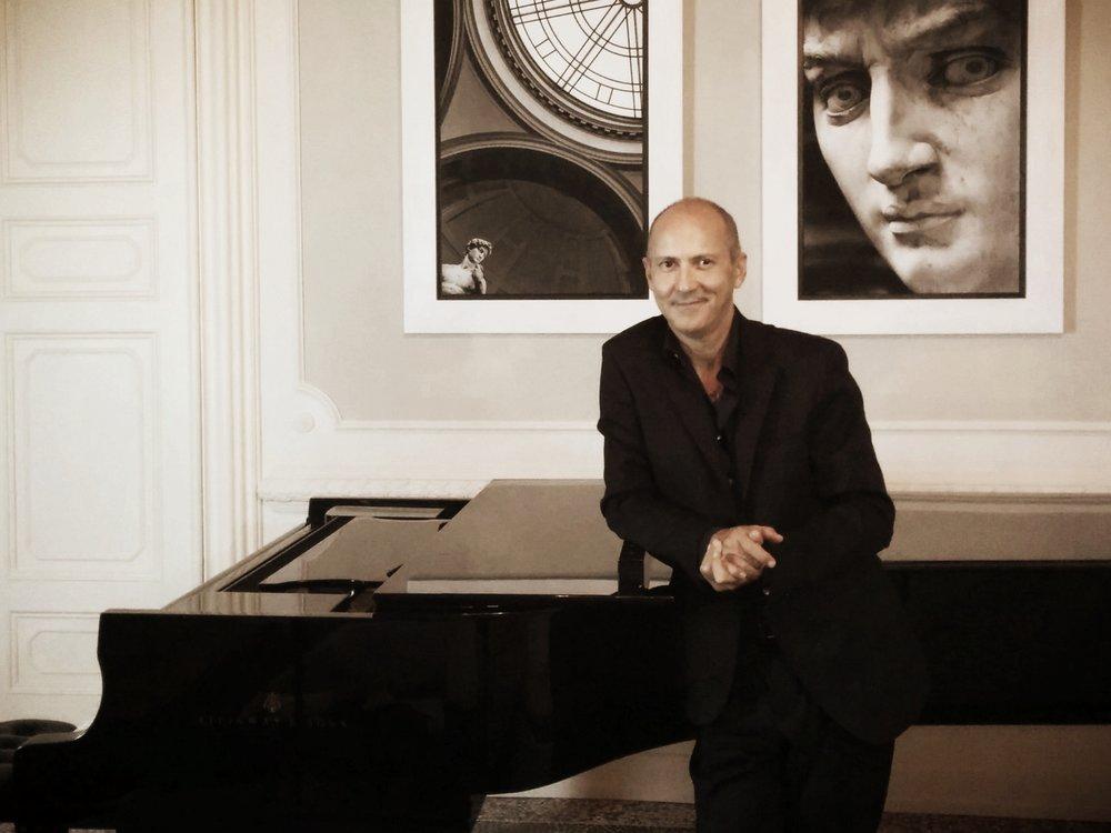 Antonio Artese - Jazz and Classical Pianist, Sommelier, Sensorial Expert
