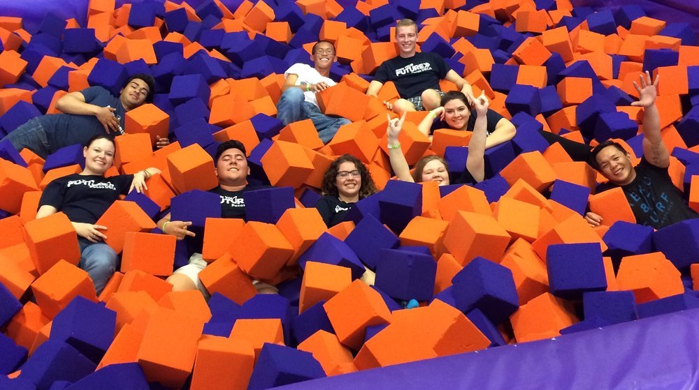 State Group Foam Pit.jpg
