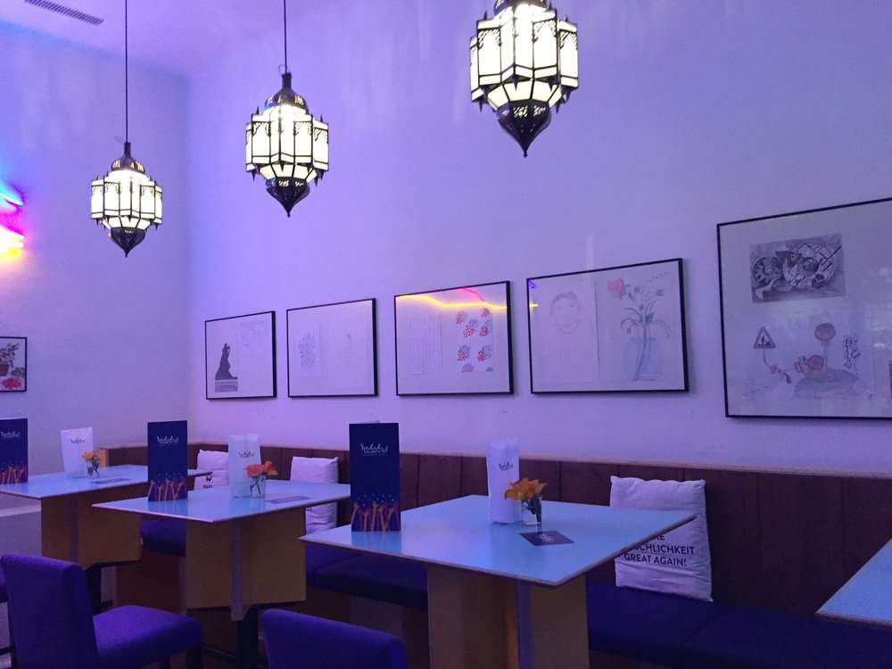 Ausstellung Habibi & Hawara