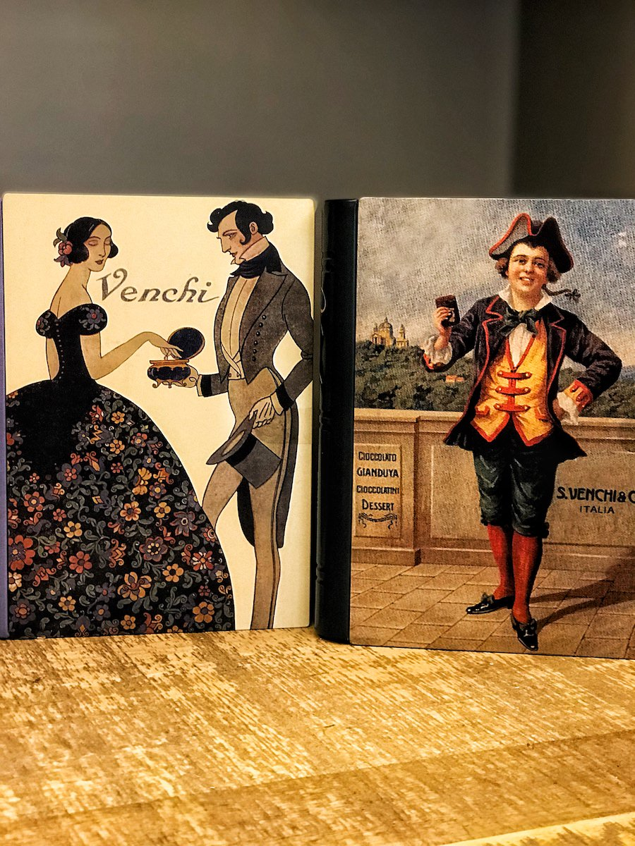 With a century and a half of history, Venchi have some fantastic chocolates for you to try