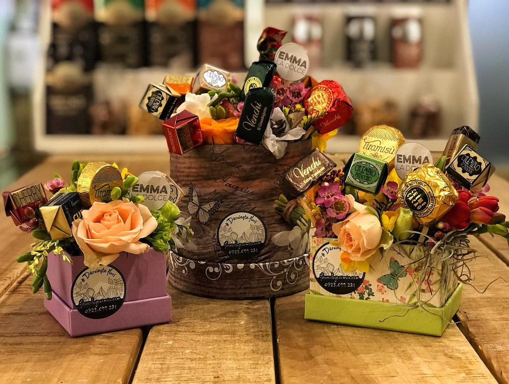 Our gift pack for International Women's Day (8th March)