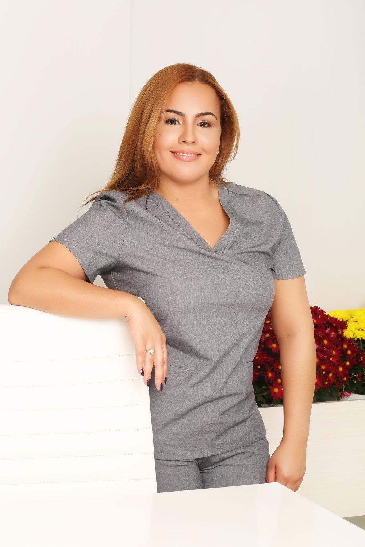 Maribel Benitez (Certified Medical Asst.)