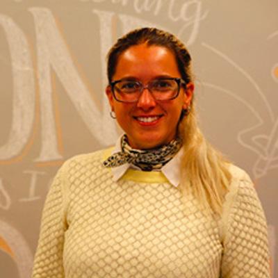 María Luisa Martínez (Ideación y co-creación) Directora de Innovación en Kuelap