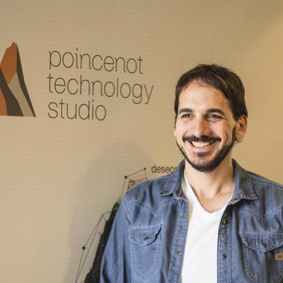 Facundo Vázquez (Co-creación) Fundador de Poincenot,