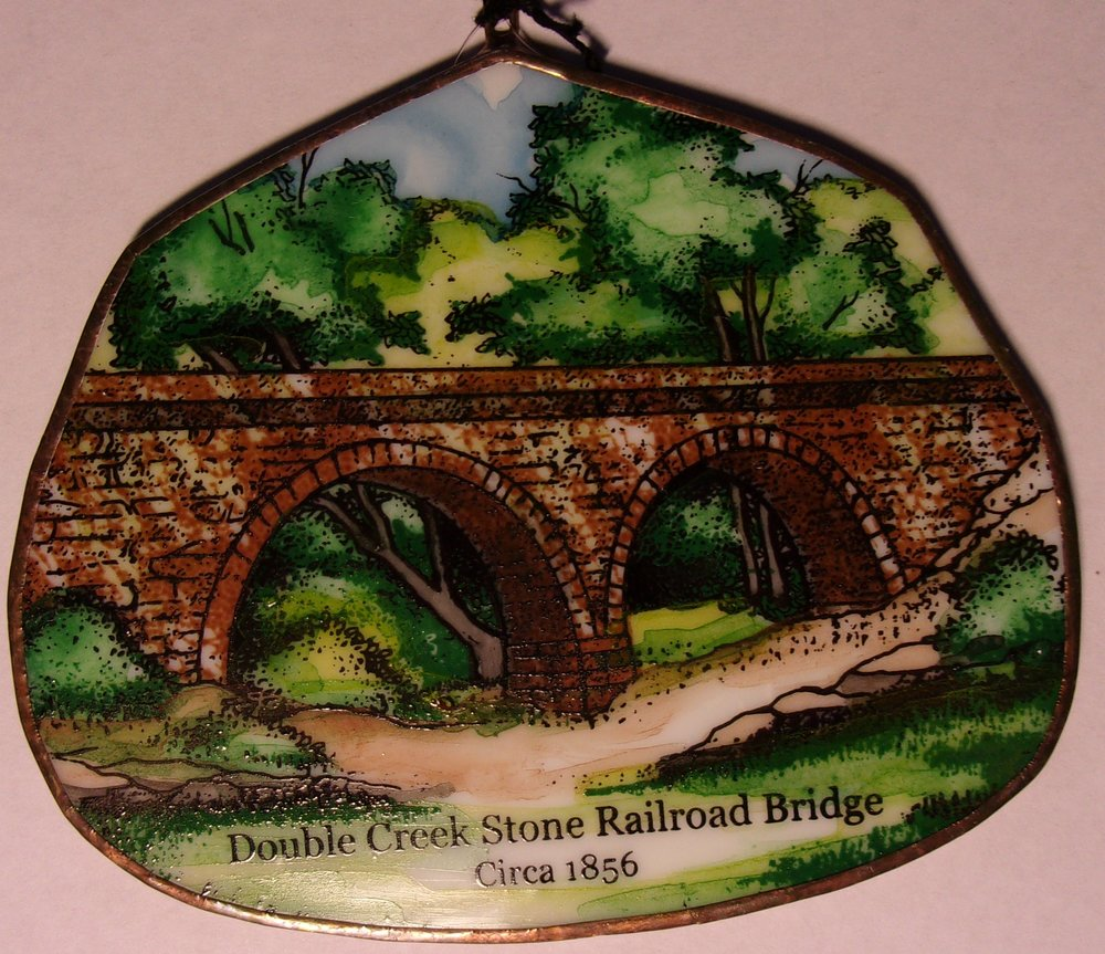 ORNAMENT Double Creek Stone Railroad Bridge.jpg
