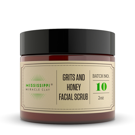 GRITS & HONEY FACIAL SCRUB