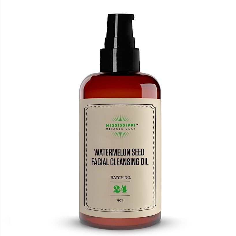 WATERMELON SEED FACIAL CLEANSING OIL