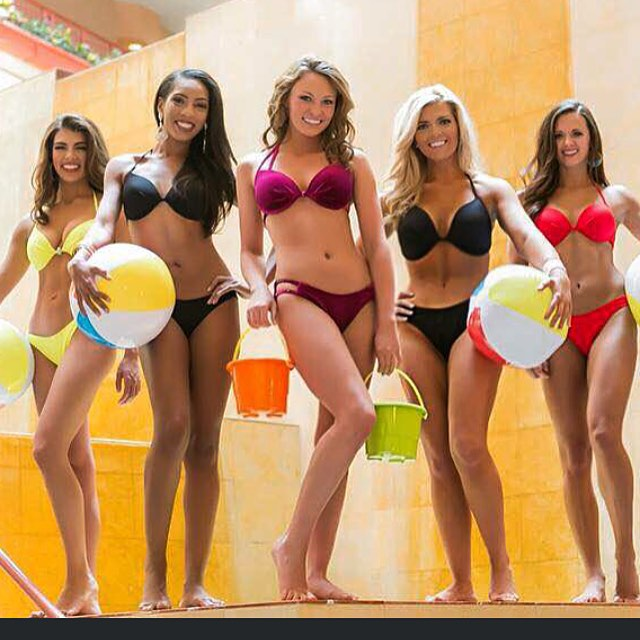 #byebyebikini Miss America Swimsuit