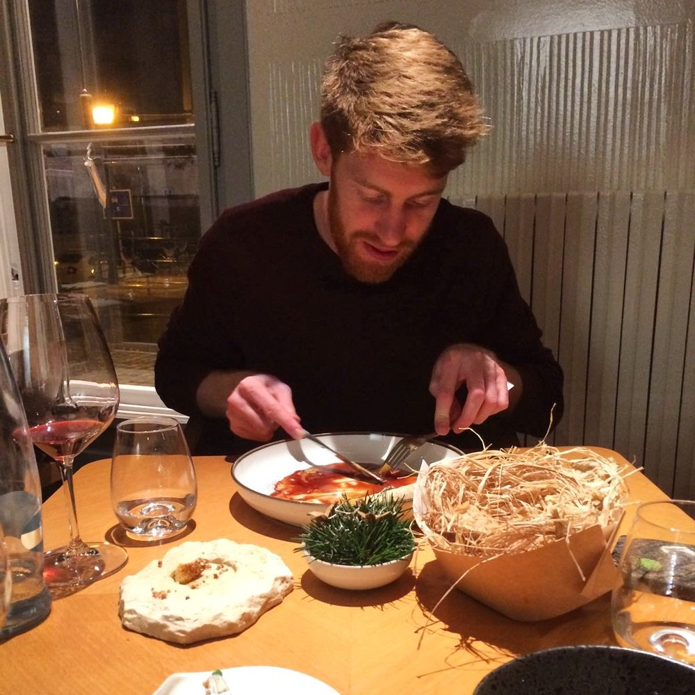 #25: eat in a michelin star restaurant -